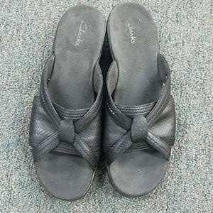 Clarks Sandals. Size 8.5